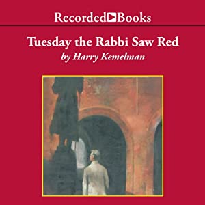 Tuesday the Rabbi Saw Red Hörbuch