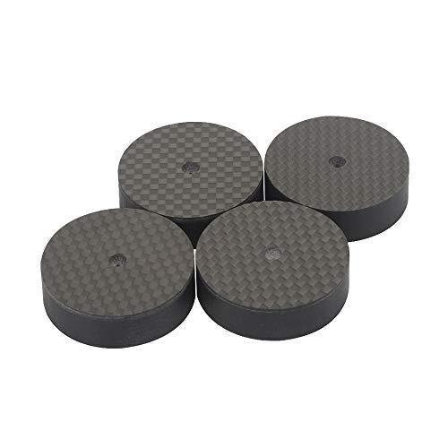 Carbon Fiber Speaker Spikes Floor Protectors Shoes