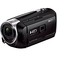 Sony HDR-PJ410 Full HD Camdorder with Built-In Projector (30x Optical Zoom, Optical SteadyShot, Wi-Fi and NFC)