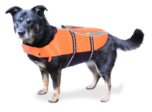 M Outward Hound Kyjen   Designer Pet Saver Life Jacket, Medium, colors Vary