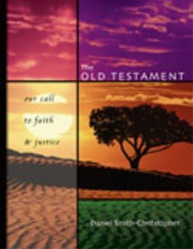justice in the old testament essay The old testament: our call to faith and justice is geared toward an introductory class in scripture this textbook has been found in conformity with the catechism of.