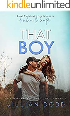 That Boy: A Small Town Friends-to-Lovers Romance (That Boy Series Book 1)