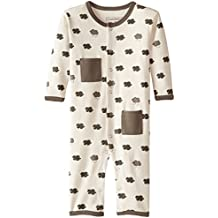 L'ovedbaby Unisex Baby Organic Long-Sleeve Overall