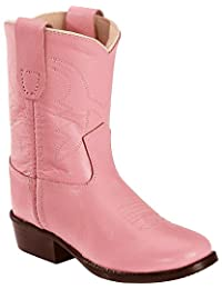 Old West Baby Girls' Cowboy Boot