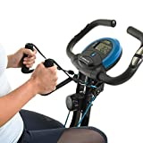 Exerpeutic Bluetooth Smart Foldable Bike with