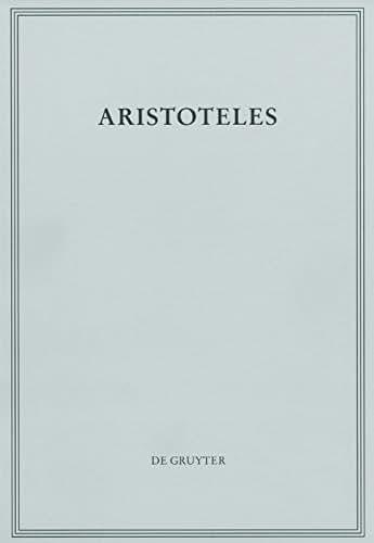 Analytica Priora Buch II (German Edition)