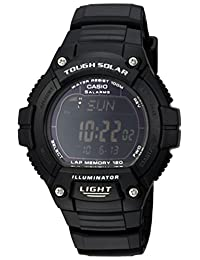 Casio Men's WS220-1BV Casio Tough Solar Sport Watch