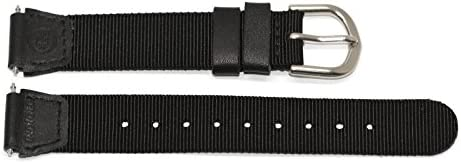 14MM TIMEX Womens Super Thin Nylon Expedition Field Watch Band FITS Medium to Small 6.6 INCHES Long