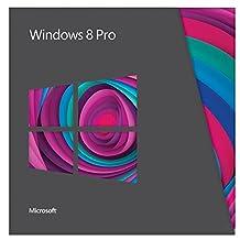 Microsoft Windows 8 Pro - Upgrade from Windows XP, Windows Vista or Windows 7, French