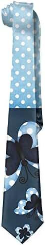 Designed Beard American Gentleman Tiny Tie Mens Polyester Silk Wide Ties National Bow Tie Day