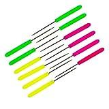 Aloddy 12 Pcs Sugar Stir Needle Scriber Needle