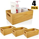 A+Selected Pine Wood Organizer Open Box 4
