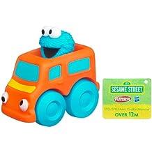 Playskool Sesame Street Wheel Pals - Cookie Monster