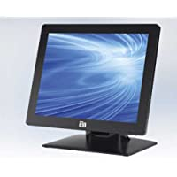 Elo Touch 1717L AccuTouch, USB/RS232, No -Bezel, VGA, Black, LED Backlt