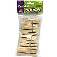 Chenille Kraft CK-368301 Spring Clothespins, 1.4