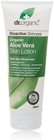 Organic Doctor Aloe Vera Skin Lotion, 6.8 Fluid Ounce