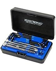 MusicNomad - Juego de llaves de caña de pescar para guitarra, 11 unidades MN235.