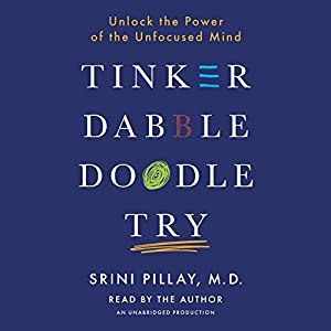 Tinker Dabble Doodle Try Audiobook