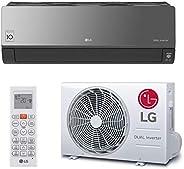 Ar Condicionado Split LG Dual Inverter Voice ArtCool 24000 BTUs Quente/Frio 220V