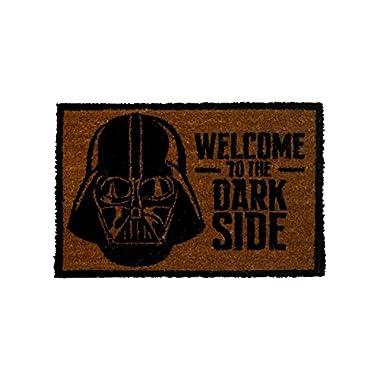 Star Wars Welcome to the Dark Side Door Mat