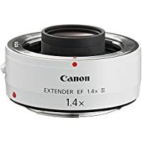 Canon EF 1.4X III Telephoto Extender for Canon Super Telephoto Lenses