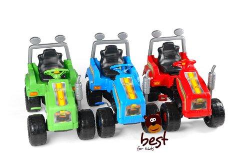Best Best Best For Kids Hammerpreis Traktor Mega Truck (rot) e74ae7
