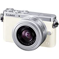 Panasonic Lumix digital camera DMC-GM1K-K SingleLens kit/Silver - International Version (No Warranty)