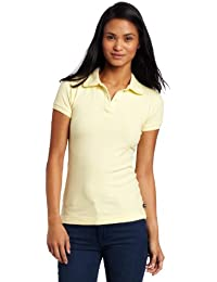Lee Uniforms Juniors' Stretch Pique Polo Shirt