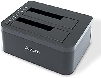 Alxum USB 3.0 to SATA External USB 3.0 HDD Docking Station