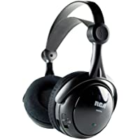RCA WHP141B 900MHZ Wireless Stereo Headphones