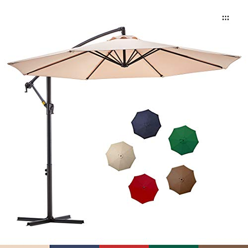Le Conte 10ft Patiofset