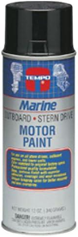 Moeller Yamaha Engine Metal Spray Paint, Dark Blue