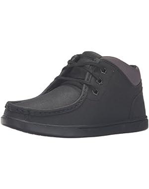 Groveton Leather Moc-Toe Chukka Hiking Boot (Toddler/Little Kid/Big Kid)