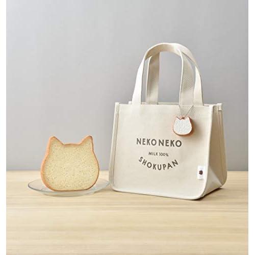 ねこねこ食パン LUNCH TOTE BAG & SQUEEZE BOOK 付録
