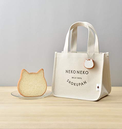 ねこねこ食パン LUNCH TOTE BAG & SQUEEZE BOOK 画像 A