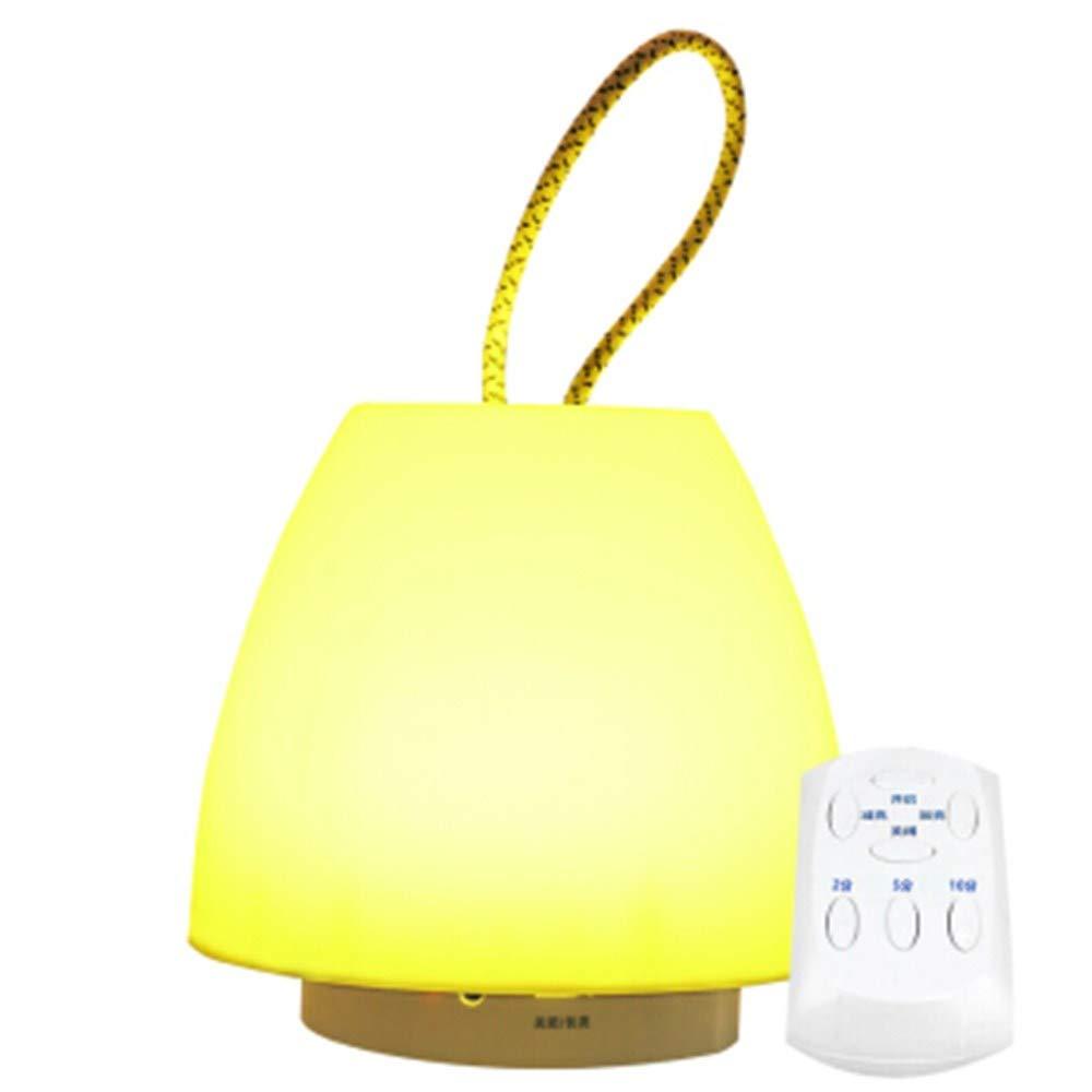 Induktionslampe führte Nachtlichtbabyfütterungslampe, das lampe tragbare Pilzfeiertagsgeburtstagsg eschenkfernsteuerungsgelblicht auflädt