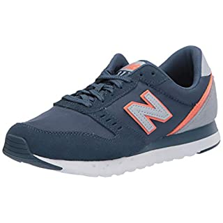 New Balance Women's 311 V2 Sneaker, Stone Blue, 7 W US