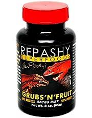 Repashy Superaliments - Vers blancs 'n' fruit Gecko Régime 30% insectes 50% fruit
