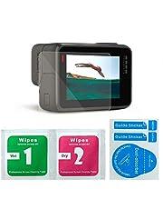 شاشة حماية زجاجية عالية الدقة لكاميرا GoPro Hero 5 Black Camera Go pro Hero 5 Accessories