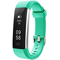 Fitness Tracker, Letsfit Waterproof Activity Tracker with Pedometer Step Counter Watch and Sleep Monitor Calorie Counter Watch, Slim Smart Band for Kids Women Men