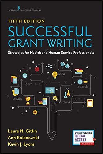 Successful Grant Writing