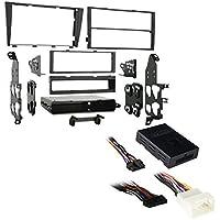 Metra 99-8151 Single/Double DIN Dash Kit + Amp Interface for 2001-2005 Lexus IS300