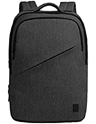 Cai 15.6  Business Laptop Backpack Water Resistant Computer Rucksack Multifunctional Satchel Bag School Working...