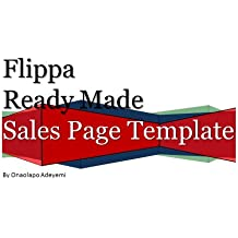 Flippa Ready Made Sales Page Template
