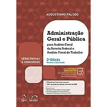 Série Provas & Concursos - Administração Geral e Pública - Afrf e Aft