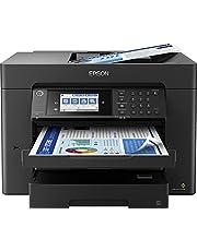 Epson Workforce WF-7840DTW 12ppm MFP inkjetprinter C11CH67402