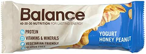 Granola & Protein Bars: Balance Bar