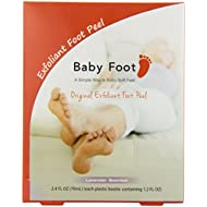 Baby Foot Deep Exfoliation for Feet peel, lavender scented...