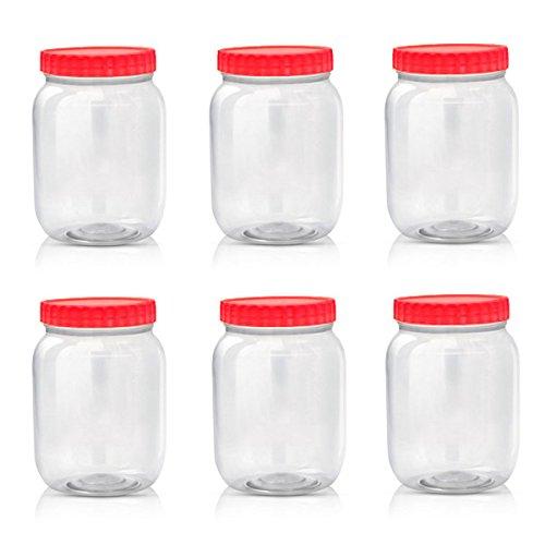 Plastic Kitchen Storage Containers Amazon Co Uk