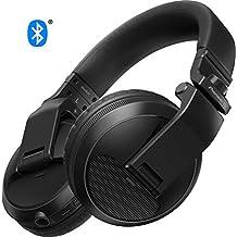 Pioneer DJ Headphones, Black (HDJ-X5BT-K)